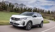 Peugeot 3008 restylé : Les versions préférées des français