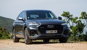 Essai Audi Q5 Sportback 55 TFSI e : plus séducteur que jamais