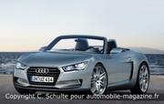 Audi R4 Spider et Seat Tango : Bouffée d'air frais