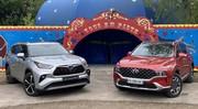 Les 2 SUV familiaux hybrides du salon Caradisiac