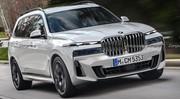 BMW X7 (2022) : Un nouveau regard pour le SUV restylé ?