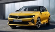 Nouvelle Opel Astra (L) : de l'hybride mais pas de GSi