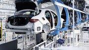La pénurie de semi-conducteurs met le haut de gamme Mercedes à l'arrêt
