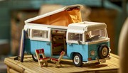 VW Combi T2 : 2207 pièces pour la version LEGO