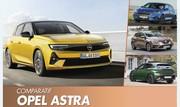 Opel Astra (2022) : Rivale de choix des Mégane et 308
