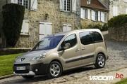 Peugeot Partner Tepee : En 7 places, comme le cousin Berlingo !