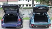 Comparatif vidéo - Peugeot 308 SW vs. Volkswagen Golf SW (2021) : fortes en coffre