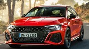 Audi RS3 2021, 5 cylindres, 400 ch et mode drift
