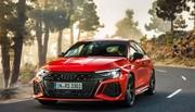 Audi RS 3, 5 cylindres en drift…