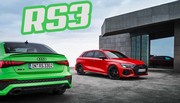 Nouvelle Audi RS3 : la dernière diva !