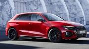Nouvelle Audi RS3 : 5-cylindres, 400 ch et 500 Nm de couple pour la compacte sportive allemande