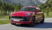 Porsche Macan restylé (2021) : Le SUV à partir de 64 333 €