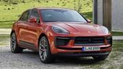 Encore un restylage pour le Porsche Macan (2021)