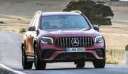 Essai Mercedes-AMG GLB 35 (2021) : mérite-t-il son badge AMG ?