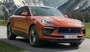 Porsche Macan (2021) : voici en détail la version restylée