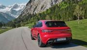 Porsche Macan 2021 : ce qui change