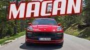 Le nouveau Macan n'est pas une Porsche électrique !