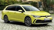 Essai Volkswagen Golf 8 Variant 1.0 eTSI 110 : en harmonie