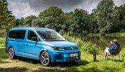 Prix Volkswagen Caddy California (2021) : Le van aménagé dès 34 380 €