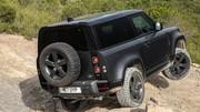 Essai Land Rover Defender 90/110 V8 (2021) : T-Rex