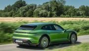 Essai Porsche Taycan Turbo S Cross Turismo : fusée des champs