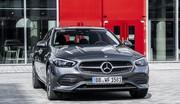 Nouvelle Mercedes Classe C : disponible avec le diesel 163 ch et moins chère