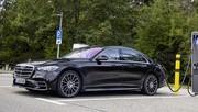 Mercedes Classe S hybride rechargeable : à partir de 128 450 €