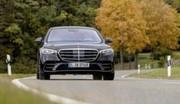 Prix de la nouvelle Mercedes Classe S hybride rechargeable : à partir de 128 450 €
