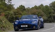 Aston Martin : les nouveautés millésime 2022
