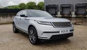 Range Rover Velar P400e 2021 : Compter au gramme près