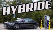 Mercedes S 580 e : une hybride de plus de 100km d'autonomie électrique