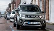 Essai Suzuki Ignis 1.2 Hybrid : le choix du style