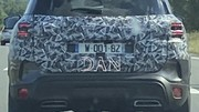 Le SUV Citroën C5 Aircross restylé en fuite