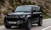 Essai Land Rover Defender V8