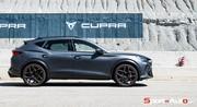 Cupra Driving Experience et découverte du Formentor VZ5