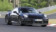 Porsche 911 Turbo Hybrid : les premières images et infos