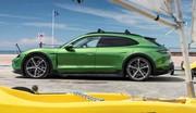 Essai Porsche Taycan Cross Turismo : du coffre à revendre