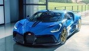 La dernière Bugatti Divo est sortie des chaînes de production