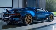 La dernière Bugatti Divo vient d'être livrée