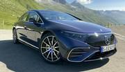 Essai vidéo - Mercedes EQS (2021) : ExQuiSe EsQuiSse