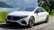 Essai Mercedes EQS : l'excellence électrique
