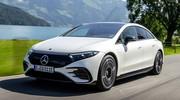 Essai Mercedes EQS 2021 : record d'autonomie pour la nouvelle limousine électrique ?