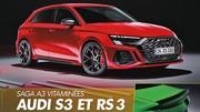 Audi S3 / RS3 (1999-2021) : La saga des Audi A3 sportives !