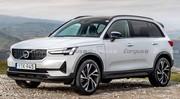 Volvo XC90 III (2022) : Le SUV passe à l'électrique et change de nom