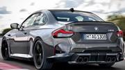 BMW M2 (2022) : le futur coupé sportif se précise