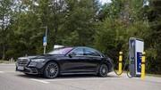 100 km d'autonomie pour la Classe S hybride