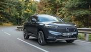 Honda HR-V (2021) : les performances et chiffres de consommations du SUV connus