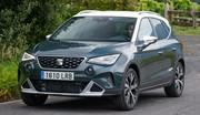 Essai Seat Arona 2021 : notre avis sur le petit SUV restylé
