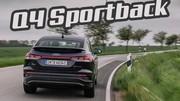 Audi Q4 Sportback 40 e-tron : le troisième larron électrique !