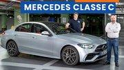 Essai vidéo de la Mercedes Classe C